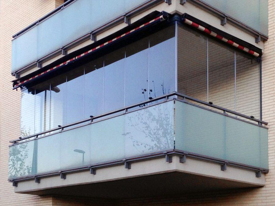 Aluminios Técnicos Cebreros cortina cristal 04