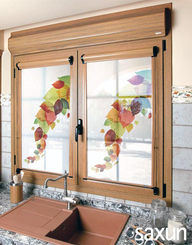 Aluminios Técnicos Cebreros decoración interior stor glas 16