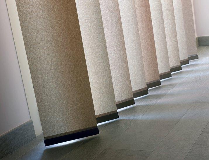 Aluminios Técnicos Cebreros decoración interior stor vertical 20