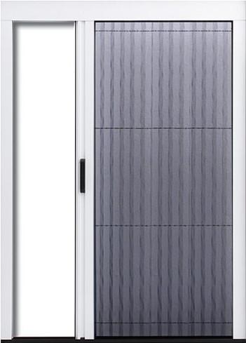 Aluminios Técnicos Cebreros mosquitera plisada puertas