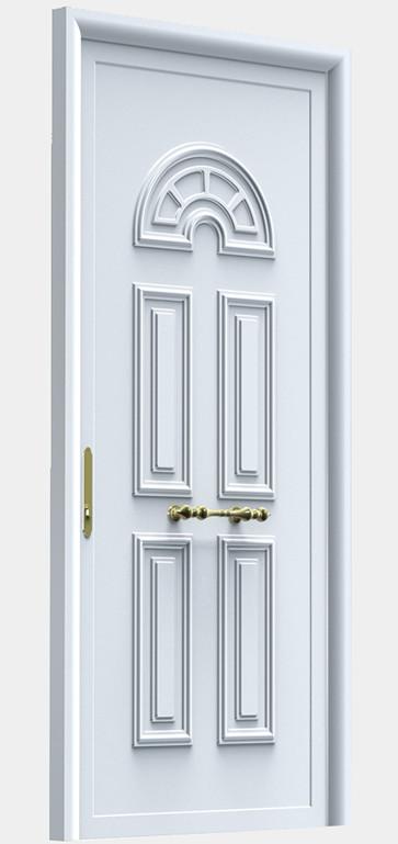Aluminios Técnicos Cebreros Puerta IP 4 Ciega 1