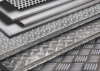Aluminios Técnicos Cebreros planchas